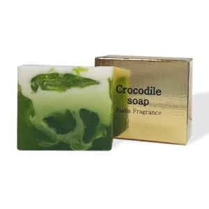 Crocodile Oil Soap (Killing demodex folliculorum)